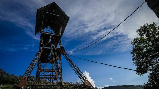 La minería aún supone otro pilar de la economía del Alto Bernesga