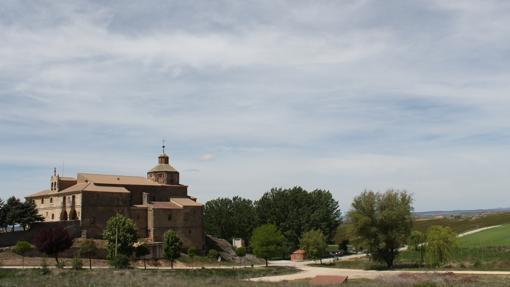 Ermita de la Vírgen de la Fuente en Gómara