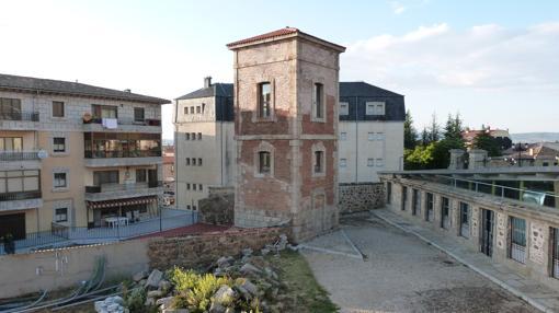 El Torreón del Palacio