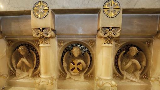 Altar del Santuario