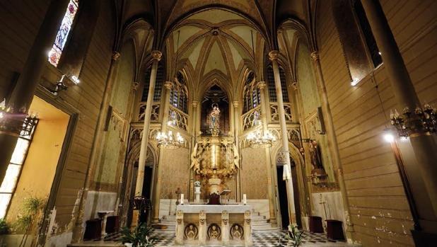 Santuario de Nuestra Señora del Sagrado Corazón