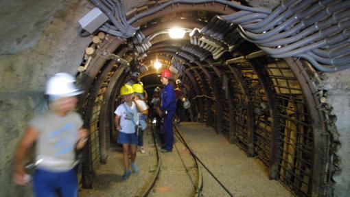 Museo Minero de Escucha en su primer mes en marcha