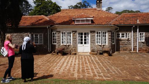 El Museo Karen Blixen en Nairobi