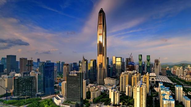 shenzhen la ciudad china que ha construido ms rascacielos que cualquier otra en el mundo