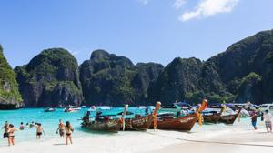 Diez maravillosas playas por el mundo al borde de acantilados