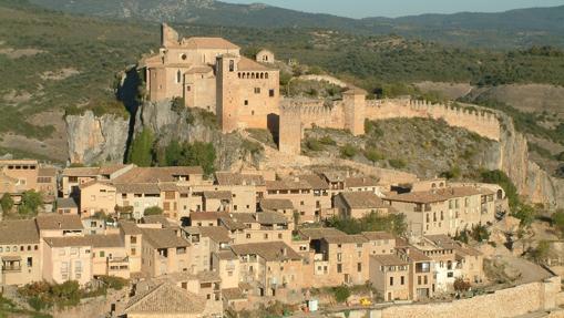 Alquézar, en Huesca