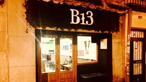 El restaurante B13