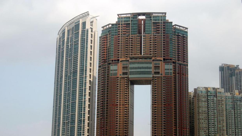 La curiosa raz n por la que los edificios de china for Agujeros femeninos