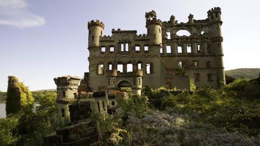 Castillo Bannerman, en la isla de Pollepel, cerca de Nueva York