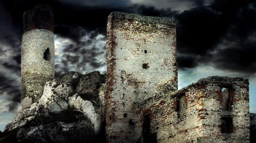Castillo de Olsztyn, en Polonia
