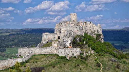 Castillo de Spis, en Eslovaquia