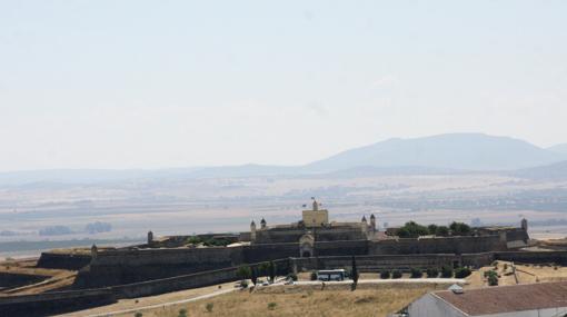 El Fuerte de Graça, la mayor fortificación terrestre del mundo construido entre 1763 y 1792