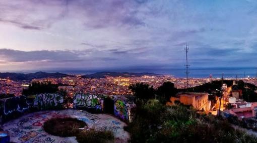 Cerro de la Rovira (Barcelona)