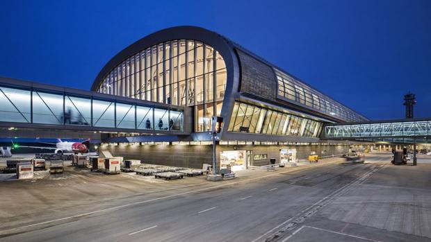 Terminal del Aeropuerto de Oslo