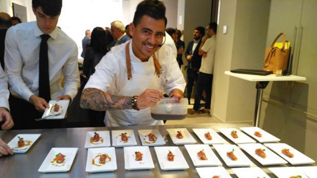 Randy Siles Leandro, uno de los cocineros más prestigiosos de Costa Rica