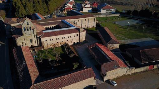Santa María la Real, em Aguilar de Campóo