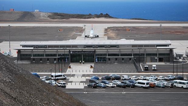 Aeropuerto de Santa Elena
