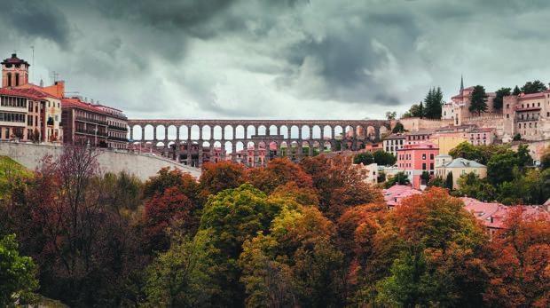 El Acueducto de Segovia, destino Patrimonio de la Humanidad preferido en España