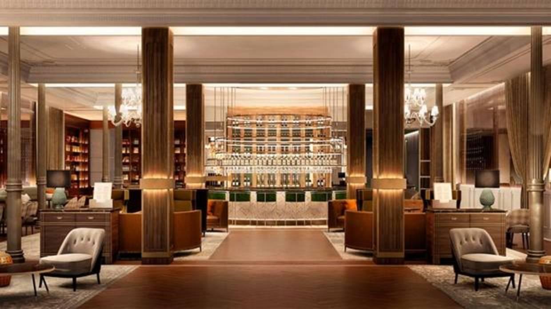 El hotel m s antiguo de madrid vuelve a la vida como un 5 - Hoteles cinco estrellas en madrid ...