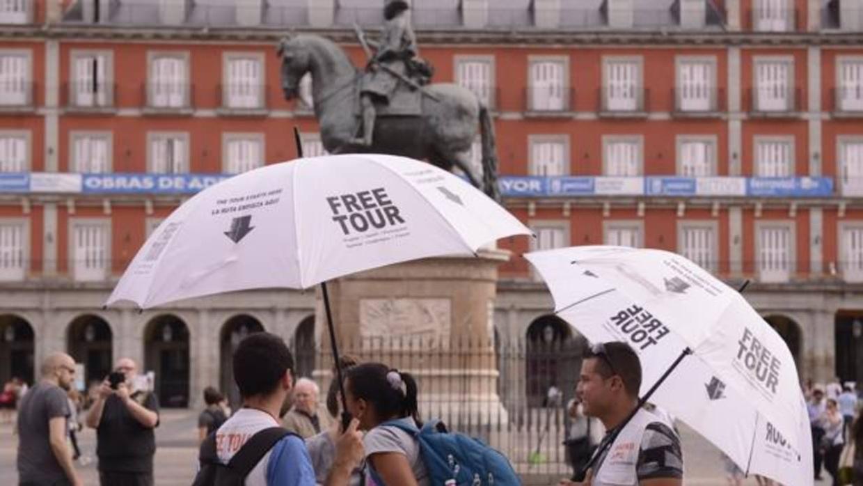 El boom de los free tours