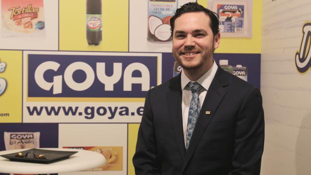 William Unanue, Director General de GOYA Europa