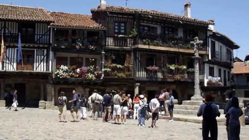 La Alberca, en Salamanca
