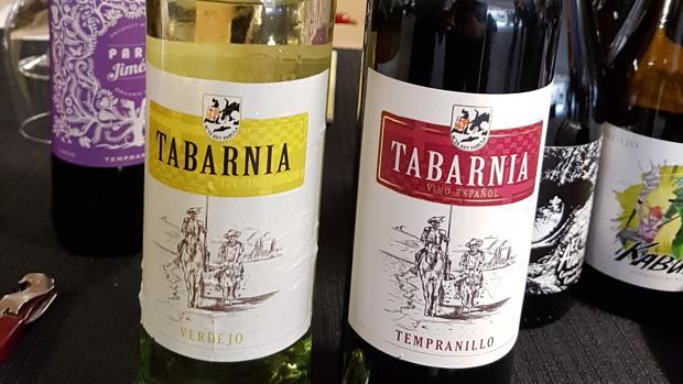 Tabarnia blanco y tinto, nacidos en Las Mesas (Cuenca)