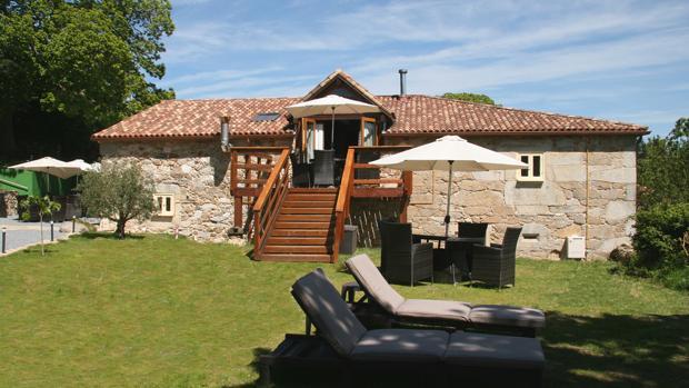 Casa Rural Camiño, en Lugo