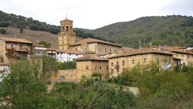Imagen de Pedroso, en La Rioja
