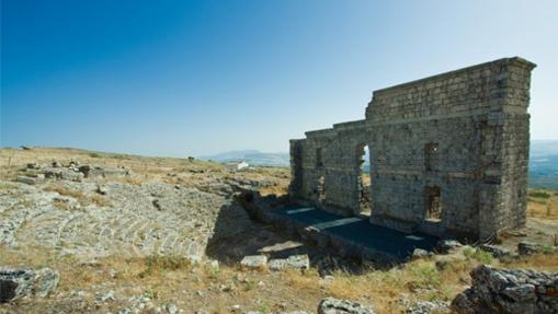 Yacimiento arqueológico de Acinipo