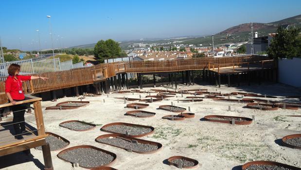 Las tumbas del cementerio judío son de la época medieval andalusí (1000-1050)