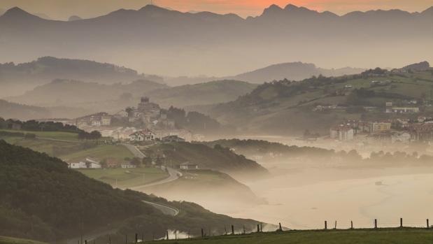 San Vicente de la Barquera, en Cantabria