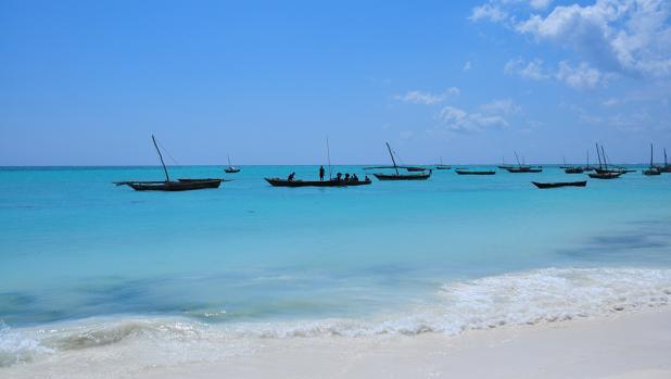 La isla tropical de Zanzíbar se encuentra a tan solo 36 kilómetros de las costas de Tanzania, en el océano Índico