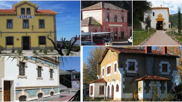 Cinco estaciones de tren para viajeros nostálgicos