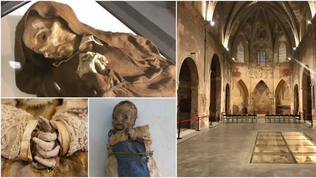 Así es el primer museo de momias de España