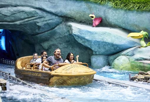 Bedrock River Adventure