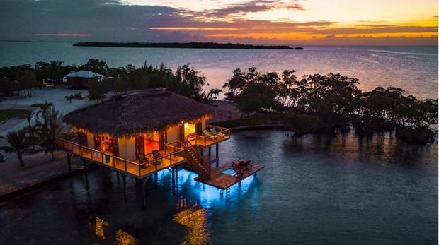 Ya sea en cabaña o en bungalow, las islas privadas son ideales para desconectar y disfrutar de la compañía de nuestros amigos o familiares