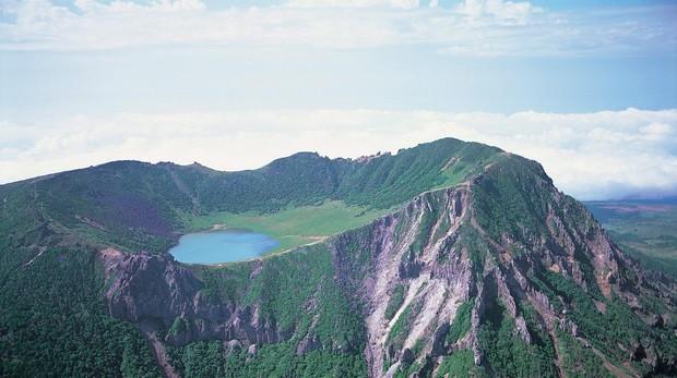 Isla de Jeju, en Corea del Sur