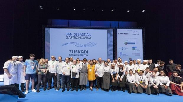 Veinte años de San Sebastián Gastronómika: las claves del éxito