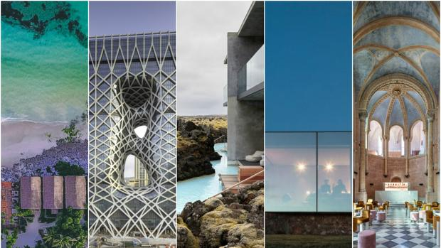 Hoteles con una arquitectura que asombra a sus huéspedes