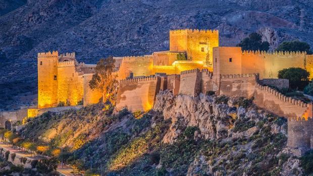 Conjunto monumental de la Alcazaba de Almería