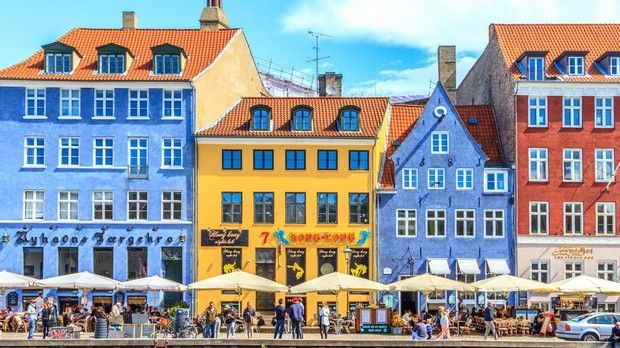 Imagen del Puerto de Copenhague