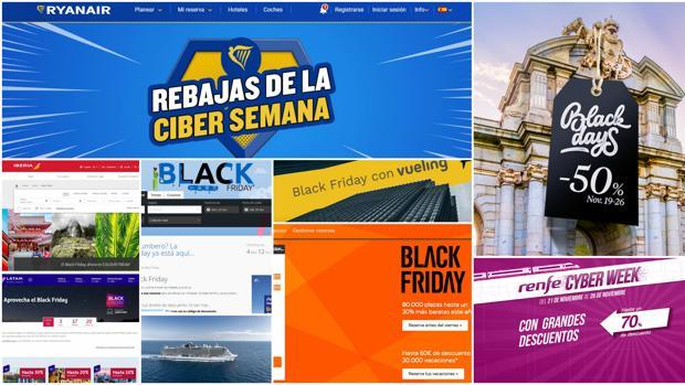 8d0f525284 Las mejores ofertas del Black Friday para ahorrar dinero en tus viajes