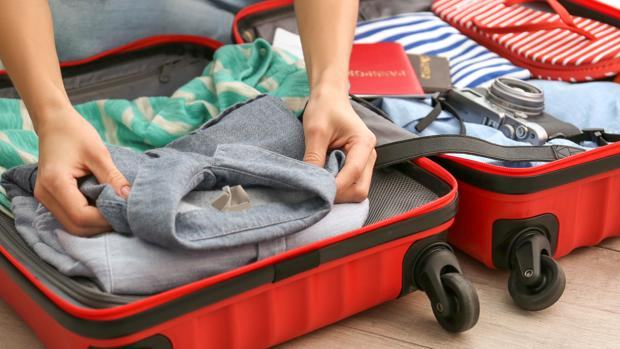 Hacer una maleta requiere pensar mucho lo que se va a necesitar en el viaje