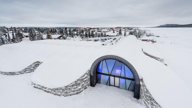 Icehotel (Suecia)