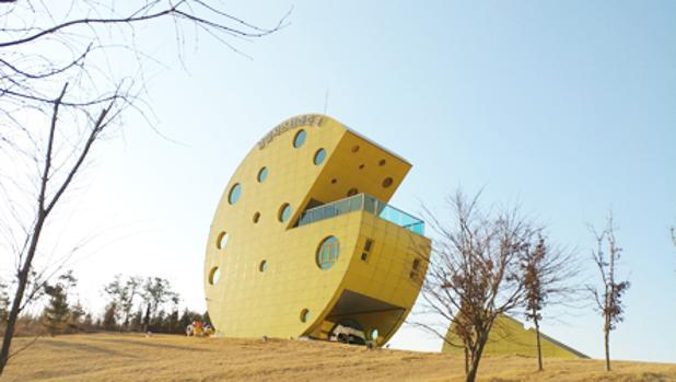 Resultado de imagen de Así es el parque temático dedicado al queso