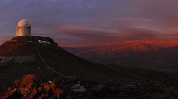 Observatorio La Silla en Chile