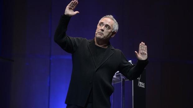«Con el respeto que me merece, lo de Ferran Adrià ayer no fue más que humo»