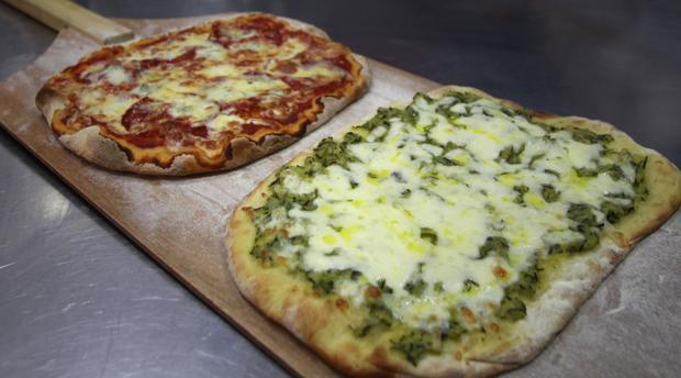 Los secretos para cocinar una pizza casera