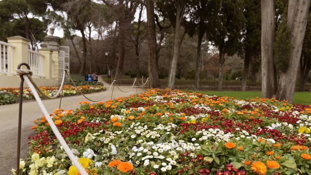 Diez de los parques más románticos de España